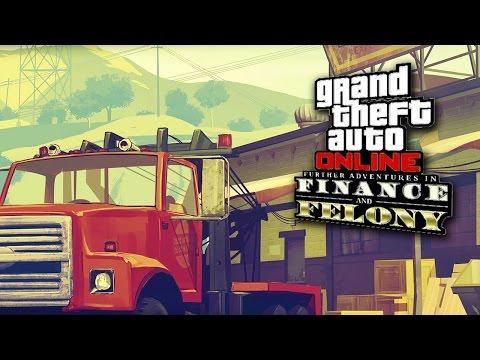 """Finance and Felony"" GTA 5 ONLINE #4 LIVESTREAM"
