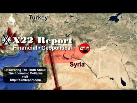 A Partial No Fly Zone Has Been Established In Syria For The Next Offensive   Episode 725