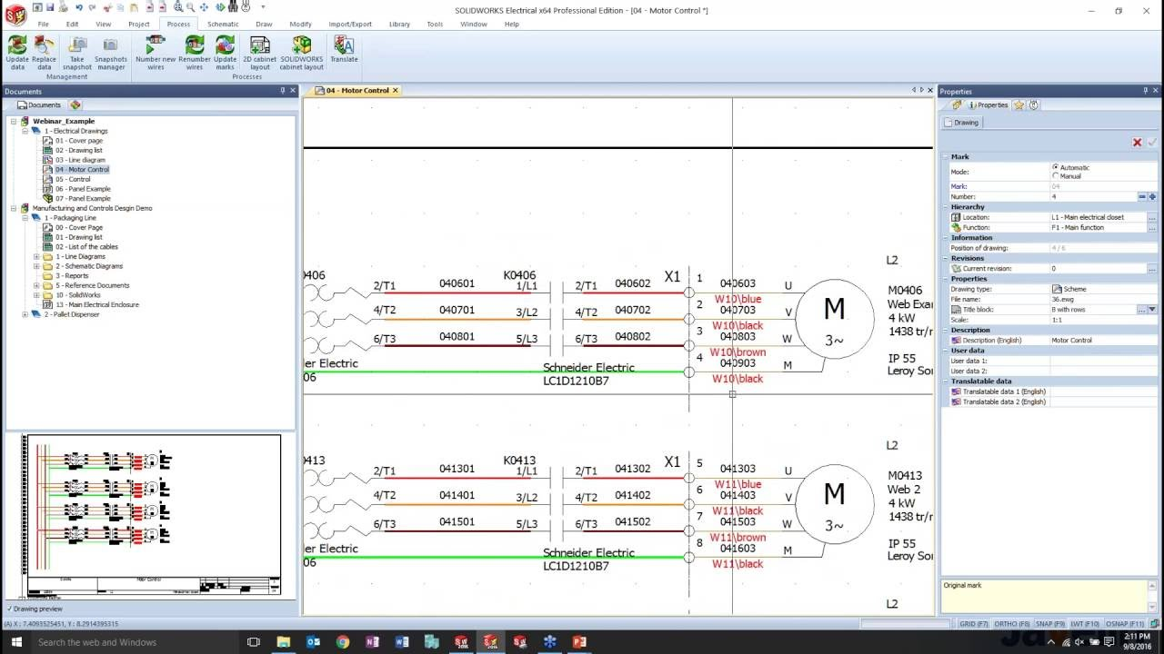 How to design a panel in 30 minutes using solidworks electrical how to design a panel in 30 minutes using solidworks electrical ccuart Gallery