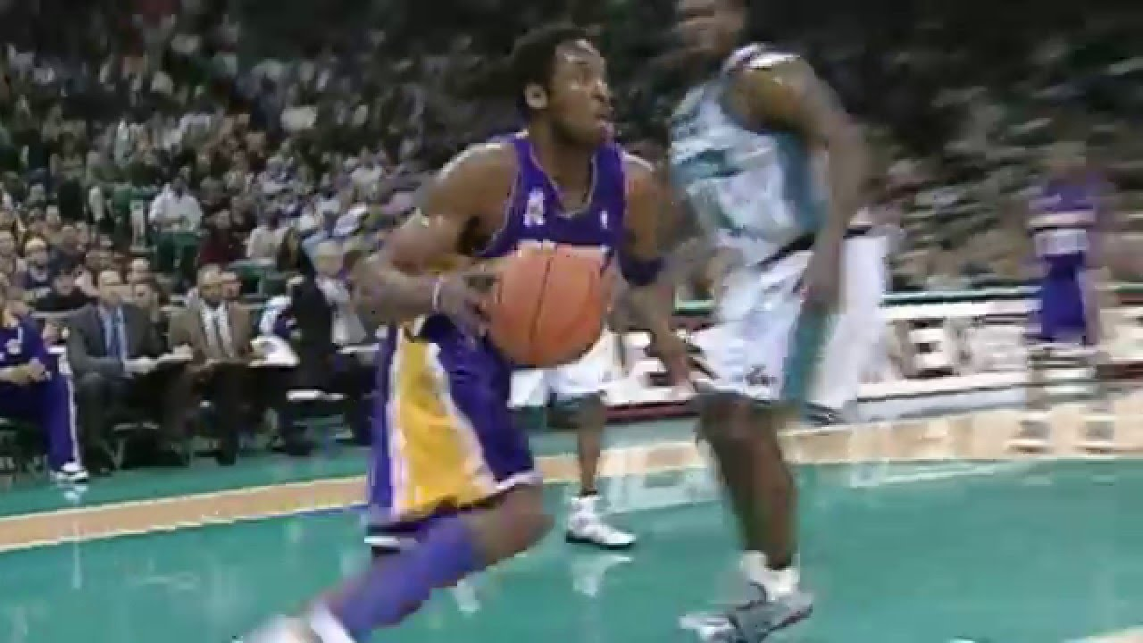 Best of Kobe Bryant in Charlotte - YouTube c6bbbc469