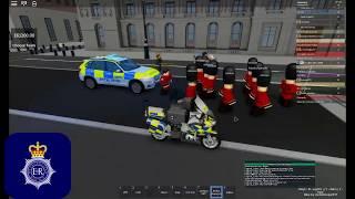 [Roblox City London] Terrorist incident on the Grenadier Guards!