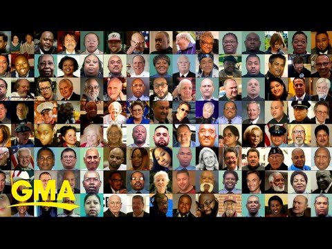 America mourns 100,000 people who have died from COVID-19 l GMA