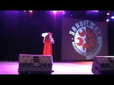 Sakuracon 2008 - Cosplay - 8 Bit RedMage