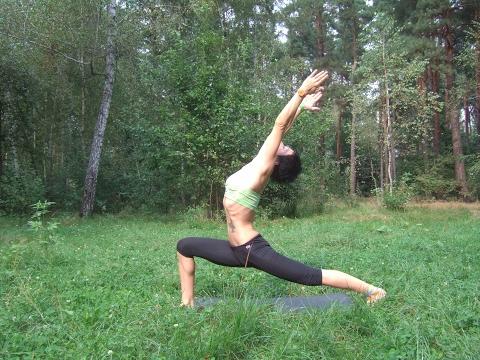 знакомство фитнес