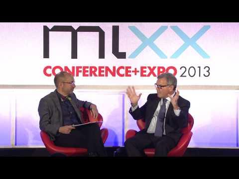 What's Next for Digital?: Watch China - Sir Martin Sorrell, Chief Executive, WPP - IAB MIXX 2013