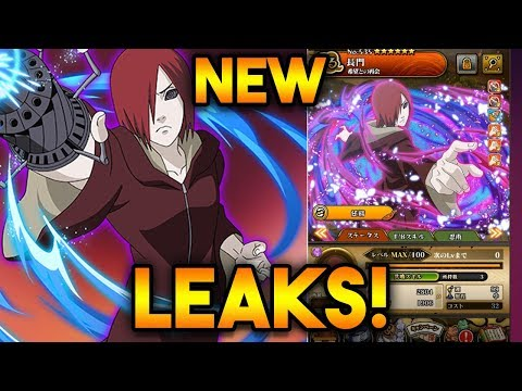 WHAT IS THIS DUPE ABILITY?!?!? NEW NAGATO AND TSUNADE FULL STATS! | Naruto Ultimate Ninja Blazing