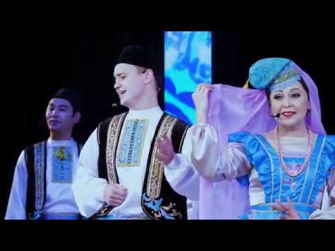 """""""Гармун"""", """"Төймә"""" - татарские народные песни, 12.10.18"""
