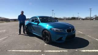 Fabspeed Sport Cat Downpipe: LOUD 2018 BMW M2 Review