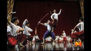 โขน : การแสดงละครรำสวมหัวโขนของประเทศไทย (Khon, masked dance drama in Thailand)