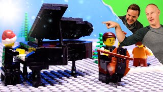 Baixar The Piano Guys - All I Want For Christmas Is You (LEGO Music Video) - Mariah Carey