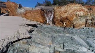 Repeat youtube video Oroville 21 March Update