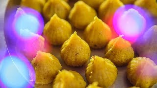 How To Make Rava Modak | Ganesh Chaturthi Special | Semolina Modak | Recipe by Ruchi Bharani