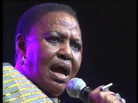 Miriam Makeba - Hapo Zamani (Live At The Cape Town Int. Jazz Festival 2006)