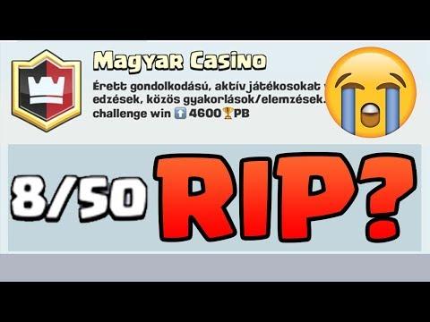 Mi Történt a Magyar Casino-val? | Clash Royale Magyarul