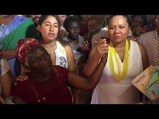 Encerramento Seminário Nacional de Povos e Comunidades Tradicionais