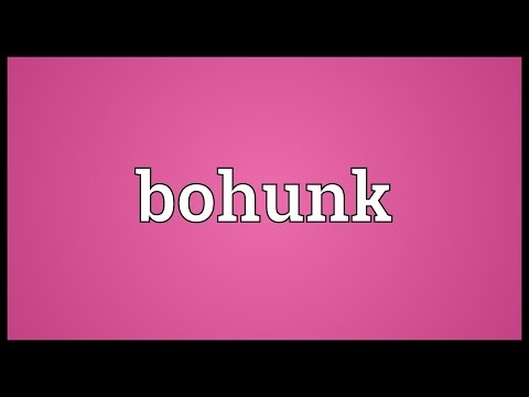 Header of bohunk