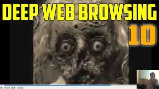 CREEPY VIDEO! - Deep Web Exploration 10