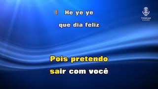♫ Demo - Karaoke - DOMINGO FELIZ - Banda GBD
