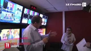 Jean-Pierre Pernaut : une minute avant son