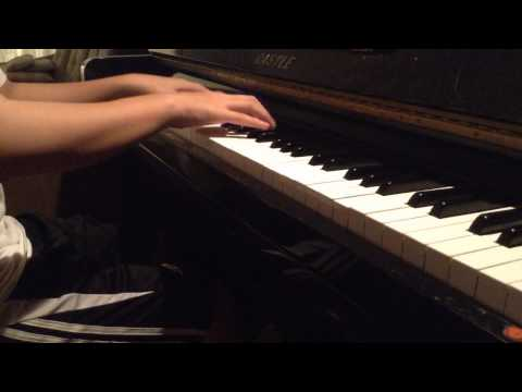 EXO - Miracles In December [Piano]