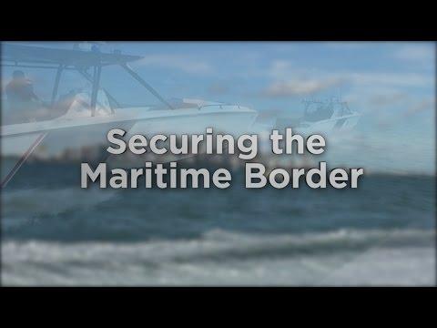 CBP Marine Enforcement: Securing the Marine Border