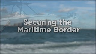 CBP Marine Enforcement: Securing the Marine Border