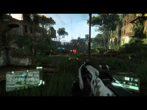Crysis 3 Hunter Edition - On Intel HD Graphics 4000 Test