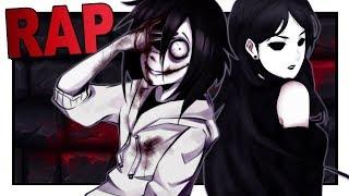 🔴 RAP DO JEFF E JANE THE KILLER