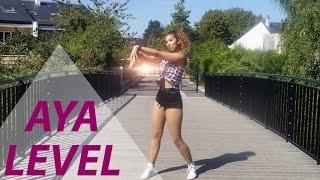 aya level choreo cover of camron one shot bhim stonebwoy