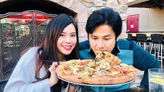 Ánh Ánh Tài Tài - Pizza cho bà bầu ở Skipolinis