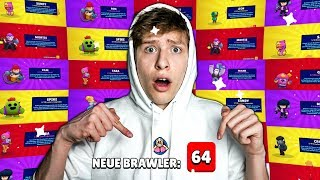Das krasseste Box Opening LUCK in einem VIDEO! • Brawl Stars deutsch