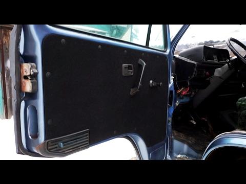 Как обшить салон микроавтобуса VW T3