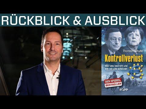Thorsten Schulte: Rückblick und Ausblick. Lügenpresse? Demokratie in Gefahr. Geldpolitik der EZB.