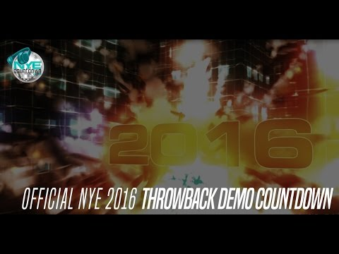NYE COUNTDOWN 2016   THROWBACK DEMO VERSION streaming vf