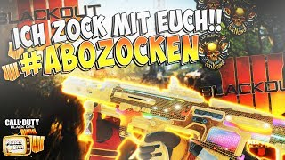 ABO ZOCKEN IN BO4 Blackout - Call of Duty Black OPs 4 Blackout Live Stream - COD Bo4 Deutsch Ps4