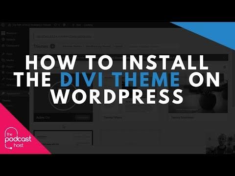 Choosing a Wordpress Theme & Branding Your Website