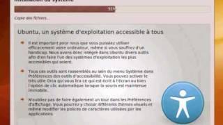 Installation de Linux UBUNTU