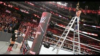 Dean Ambrose Vs AJ Styles TLC 2016 HD World Heavyweight Championship
