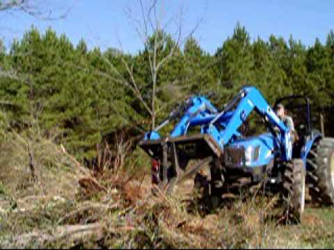 Tree Puller Homemade 1 Youtube