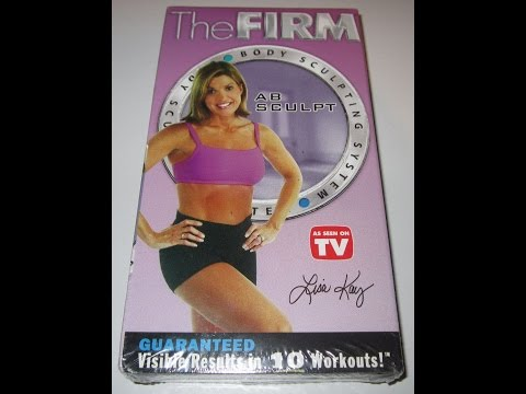 Opening U0026 Closing To The Firm:Ab Sculpt 2002 VHS