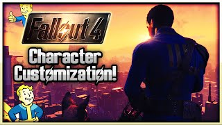 Fallout 4 Character Creator || Fallout 4 Map & Items || Vault 111 Character Customization