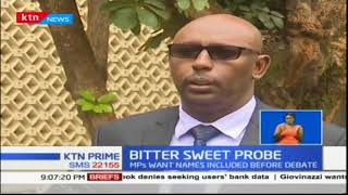 Gladys Wanga wants owners of companies that imported poisonous sugar prosecuted