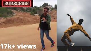 Baaton ko teri dance by akshay nirmal..