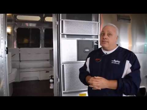 2015 Airstream 25' FB International Serenity Columbus Ohio