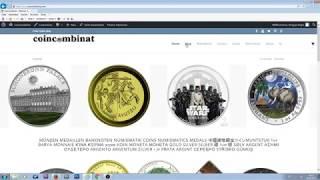 coincombinat coins onlineshop