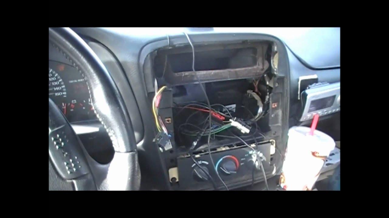 2011 Camaro Wiring Schematic Stereo Diagram