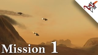 Earth 2160 - Mission 1 | EURASIAN DYNASTY Campaign [HARD Difficulty]