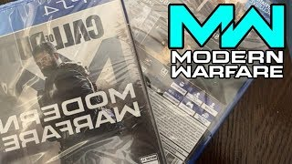 EARLY COPIES OF MODERN WARFARE IN THE PUBLIC ~ Modern Warfare Leaked Gameplay Coming Soon!