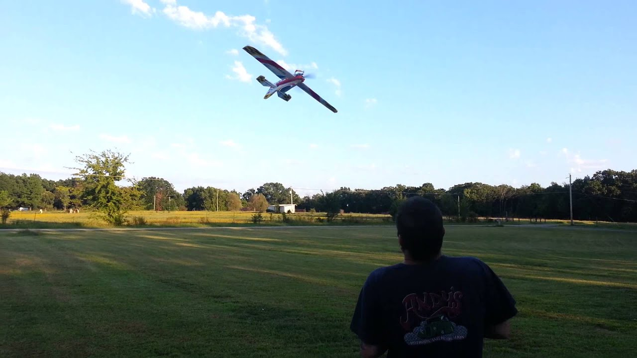 Funny Video: Dude Punched In The Face By His Own RC Plane