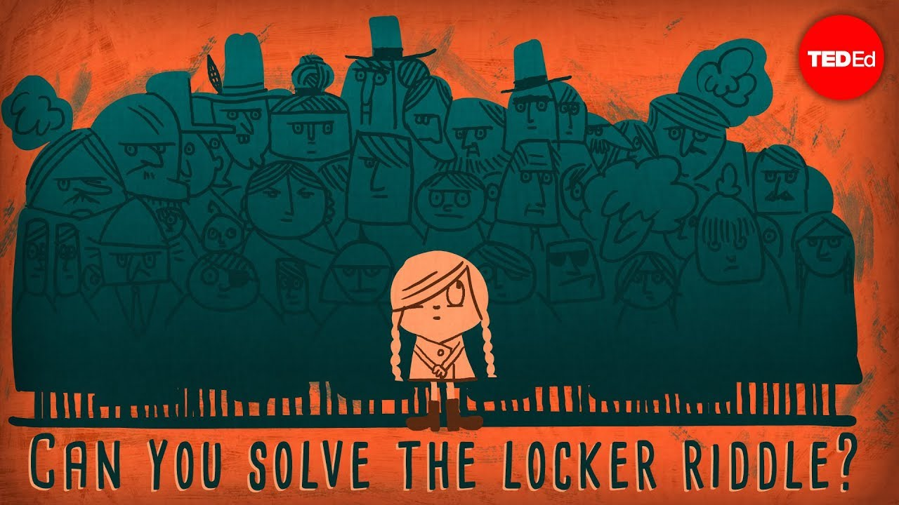 can you solve the locker riddle lisa winer youtube